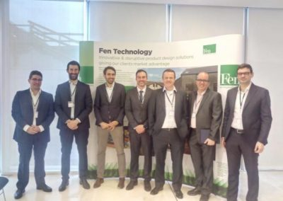 FEN Technology Cambridge ed Europartner – 11 Aprile 2019 – Kilometro Rosso Innovation District – Un meeting di successo
