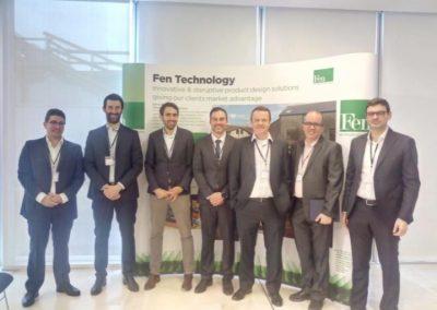 FEN Technology Cambridge ed Europartner – 11 Aprile 2019 – Kilometro Rosso Innovation District – Un meeting di successo