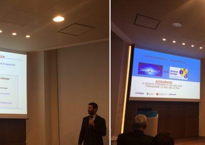 Convention in MEDIOLANUM in collaborazione con Inspiralia ed Europartner sul tema dei Fondi Comunitari per la R&S
