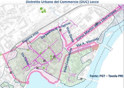 LECCO ONLINE: DUC – Distretti del Commercio 2020 – Un bando per incentivare la ripresa